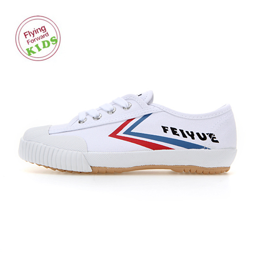 FE LO CHILD CLASSIC WHITE BLUE RED / F30008C