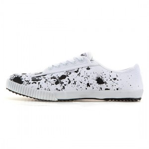 [UNISEX] FOLDER X PLAIN II / PAINT SPLATTER / F19003M