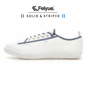 SOLID AND STRIPED X FE LO VALERIE WHITE / F20198W