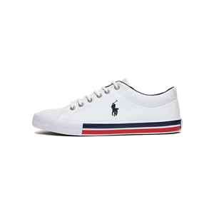 [JUNIOR] EDMUND II / WHITE TUMBLED NAVY/RED / RF102111J
