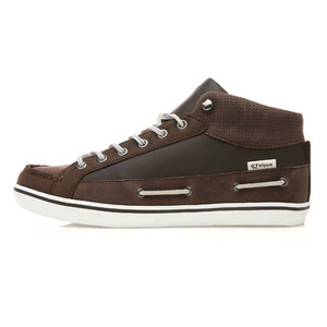 DELTA BOAT LEATHER CHOCO BROWN / 00440403