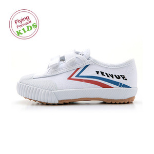 [KIDS] FE LO KID / CLASSIC EZ WHITE BLUE RED / F30043TT