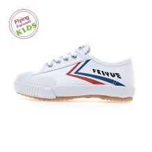 [KIDS] FE LO CHILD CLASSIC / WHITE BLUE RED / F30008CC