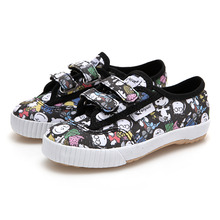 [KIDS] SNOOPY X FE LO KID / BLACK MULTI PRINTS / F30167T
