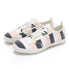 [UNISEX] SOLID AND STRIPED X FE LO / THICK STRIPED / F20201W