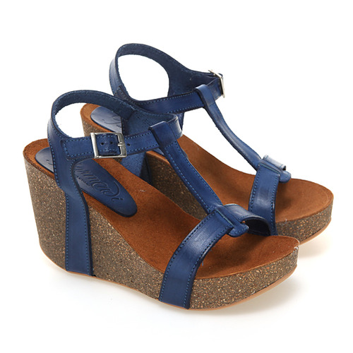 VAQUETILLA WEDGE IRIS / 668410-IRS