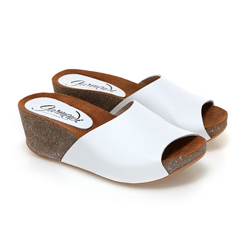 NUCLIO WEDGE BLANCO / 669405-BLC
