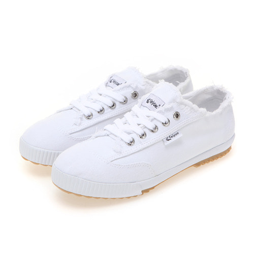 FEIYUE,페이유에,FE LO PLAIN RAW,WHITE,FU100003