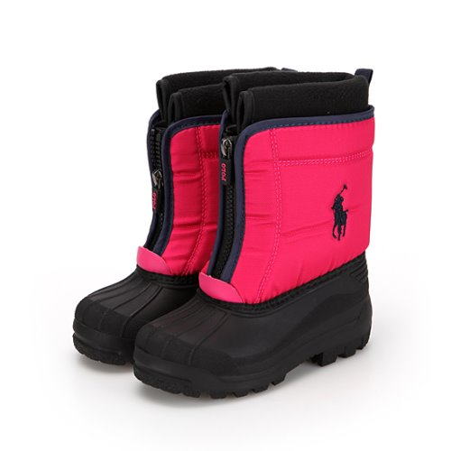 [TODDLER]QUILO ZIP / SPORT PINK/NAVY NYLON / RF102059T